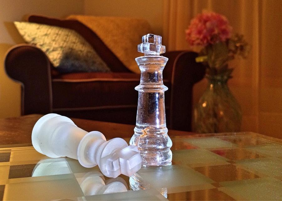 Win at building a profitable website Chess image